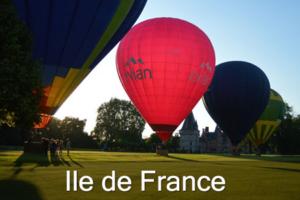 montgolfiere region parisienne
